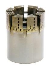 NQ wireline impregnated diamond core drilling bit