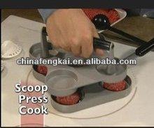 die cast aluminum beef burger recipe