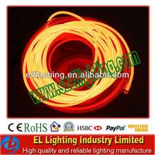 wholesale el wire el neon,different color and different diameter