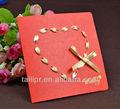 Estilo chinês de cartão convite de casamento& cartão*ic20130320- 1
