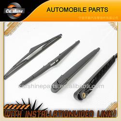 Windschutzscheibe , Windshield Wiper , Frame Wiper Blade Special car Saab 9-3X Rear wiper set