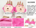 USB Electric Heated Gloves heat massage gloves hand warmer