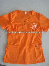 Fashionable nurse scrub uniform designs/ nurse uniform /nurse scrub uniform