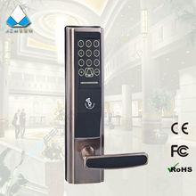 punch card door lock