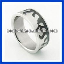 stainless steel fire ring
