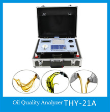 THY-21CE Oil analyzer /element analysis/oil in water analyzers
