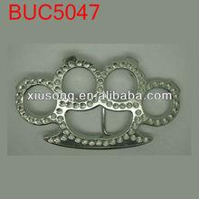 BUC5047 Handcuff military metal belt buckle