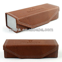 Hard eyewear case Folding Custom sunglass Case