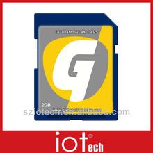 1GB Customize Logo SD Memory Card