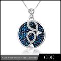 De China venta al por mayor de la joyería de plata 2014