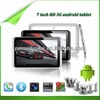 7 inch dual core 3G sim android tablet