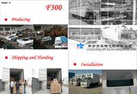 F300 -20 grado sistema de refrigeraci0n de camiones