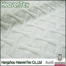 HX05039 100% Polyester Knitted Mattress Ticking Fabric