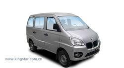 KINGSTAR JUPITER S6 7 Seats 1.0L Gasoline with Sedan type passenger door Micro-bus