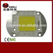 Super bright led 100w 110-120lm/w CRI80 CE FCC RoHS 100 watt led CCT can be custom-made