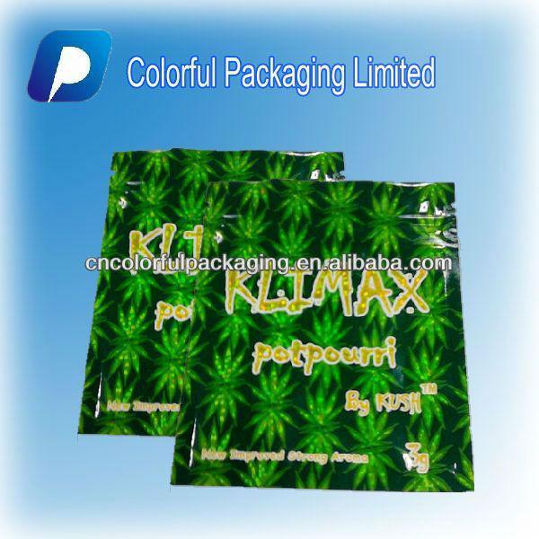 10g bizarro herbal incense bag spice potpourri smoke bag for sale free