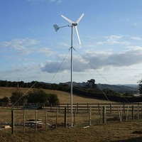 2000W wind power generator for house