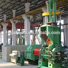 China banbury internal rubber mixer machine