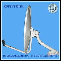 ku band 35/45/60/80cm digital tv antenna