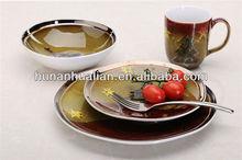 wholesale christmas ceramic dinnerware sets cheap