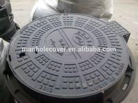 manhole cover EN124