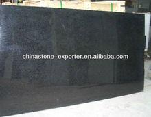 2014 China black granite G684