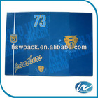 Elastic book cover, Eco-friendly Material, Customized Design and Logo Printing are Accepted