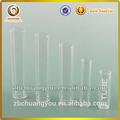 Borosilicato vidrio de tubo de ensayo de vidrio, Material de laboratorio tubo de ensayo