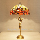 Tiffany style table lamp base wholesale
