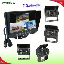 Trailer/Trailer reverse camera system