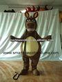 sıcak satış eşek kostüm yetişkin eşek kostümü