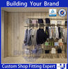 American Style Good Quality Merchandising Clothes Wall Display