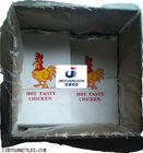 bag for chicken ,hot insulate foil bag,roasting bag