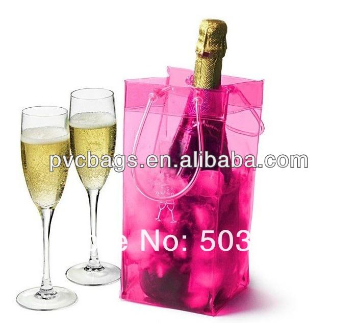 Reusable&Recyclable Plasitc ice bag