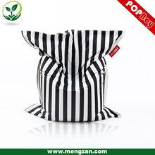 Four-in-one Giant beanbag, zebra beanbag with fillings, EPS/EPP beads