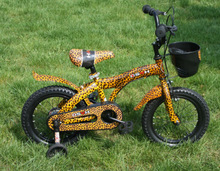 Tiger pattern and New cheap {latest beautiful } child kids bike for baby