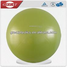 Water-melon gym ball fitness ball Antiburst gymball water-melon gymnastic ball