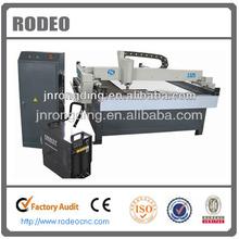 cnc plasma cutting machine RDP-1325 with high quality cheap price