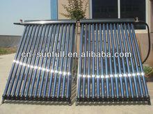 EN12975, Solar Keymark, SRCC, CE Pressurized Heat Pipe Vacuum Tube Solar Collector