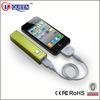 Universal power bank 3000mah power bank external battery