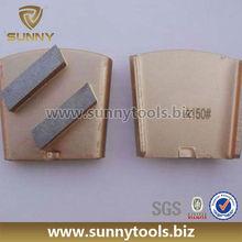 Metal Bond Diamond Pad for EZ Change of HTC Grinding Head