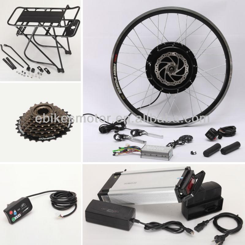 48V 1000W electric bicycle conversion kit