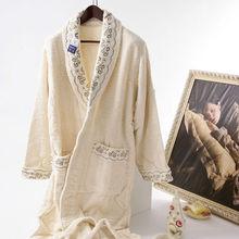 100% cotton bathrobe (MLQ7901H)