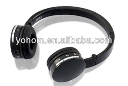 2013 best noise cancelling wireless stereo bluetooth headset for mobile phone