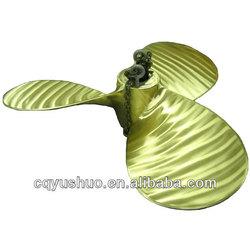 Marine Bronze Propeller/ Boat Propeller for Sale/ 3 Blade Propeller