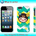 HOT ! New Customized Printed mobile phone cover case for iphone5