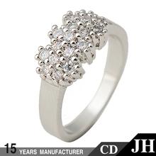 JH Jewelry Diamond Ring Platinum