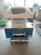 small plastic film crusher price from china