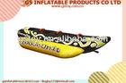 PVC infatable banana water tube towable banana EN71 approved