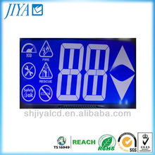 LCD panel for lift and elevator display